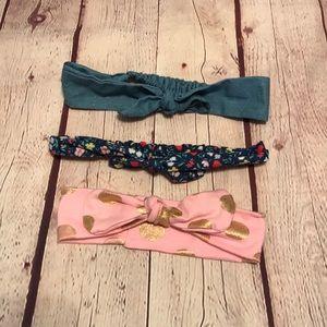 🌸 Small Bundle Of Baby Headbands